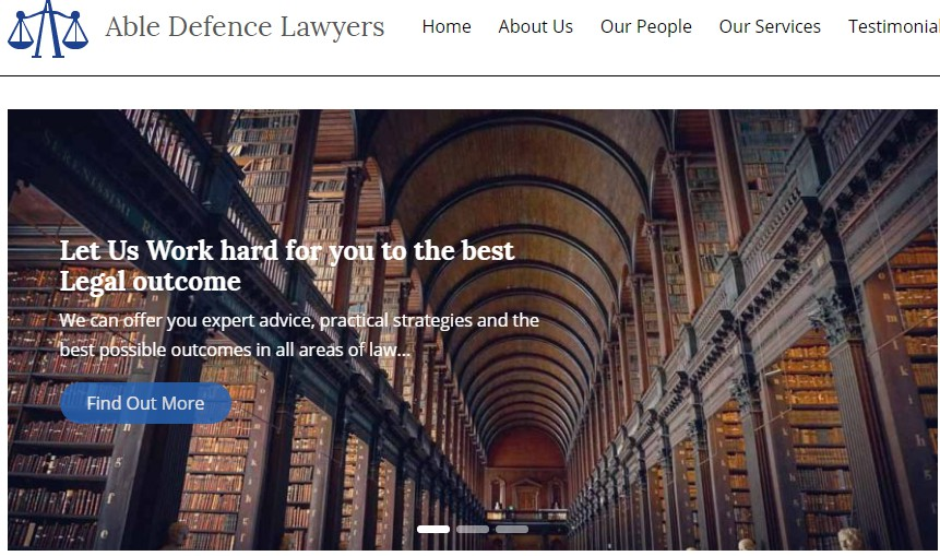 Able Defence Lawyers