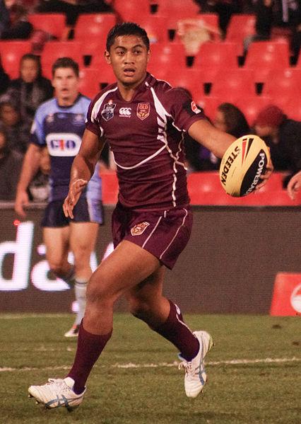 Anthony Milford - Brisbane Broncos