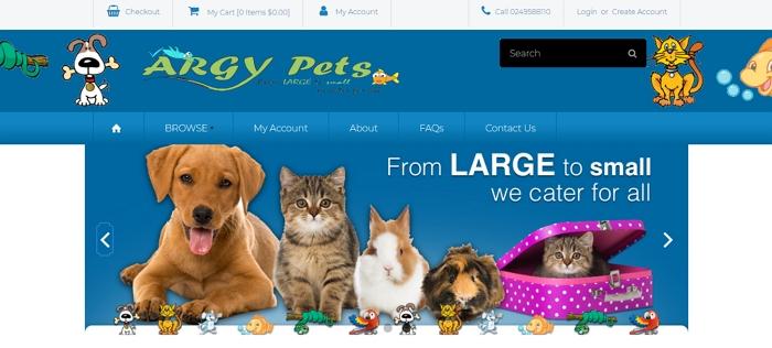 Argy Pets