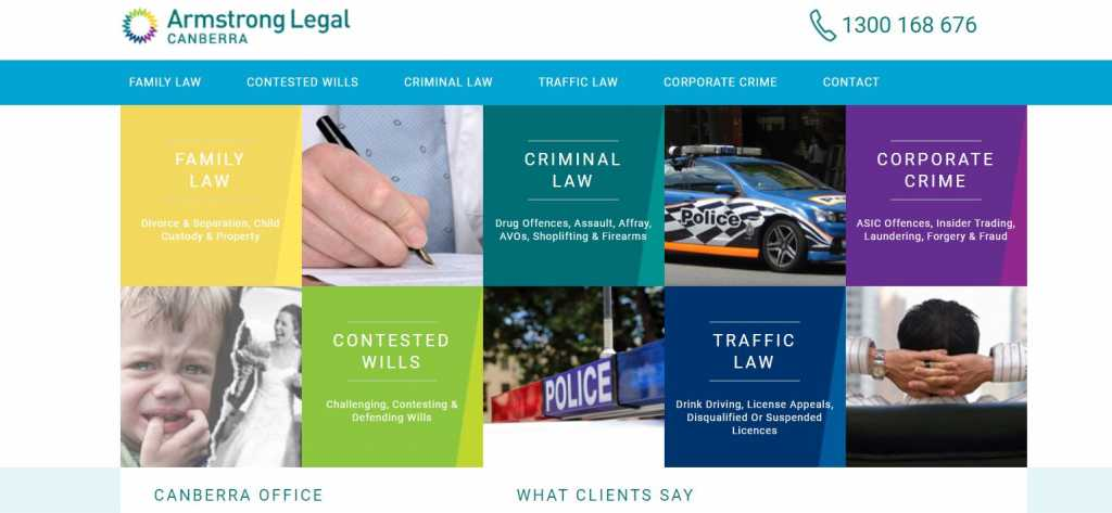 Best Criminal Lawyers in Canberra