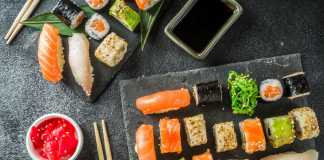 Best Sushi Restaurants in Canberra