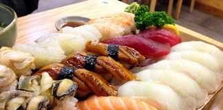 Best Sushi Restaurants in Gold Coast