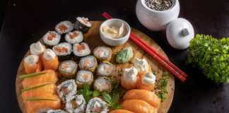 Best Sushi Restaurants in Newcastle