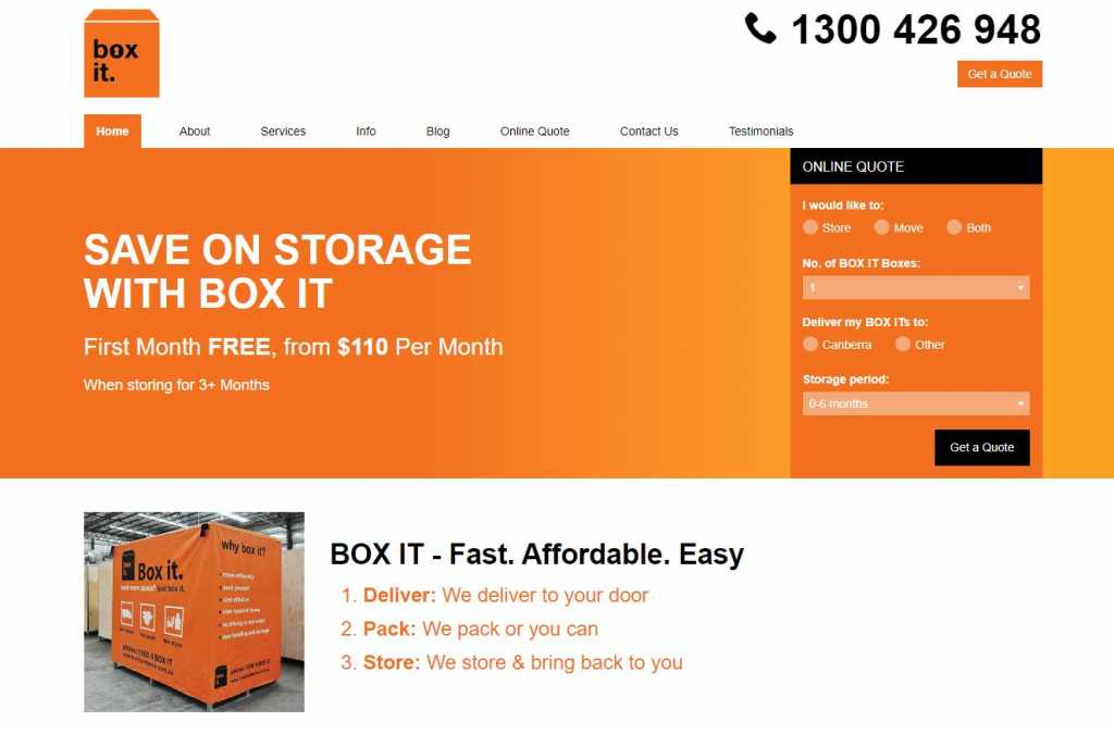 Best Storage Facilities in Canberra