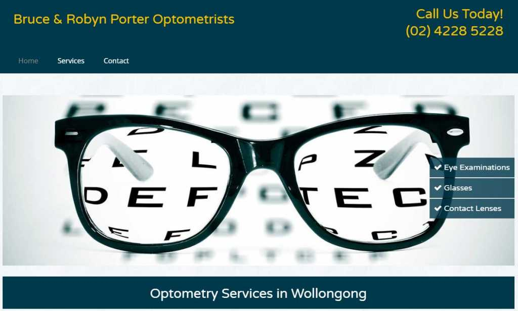 Best Opticians in Wollongong