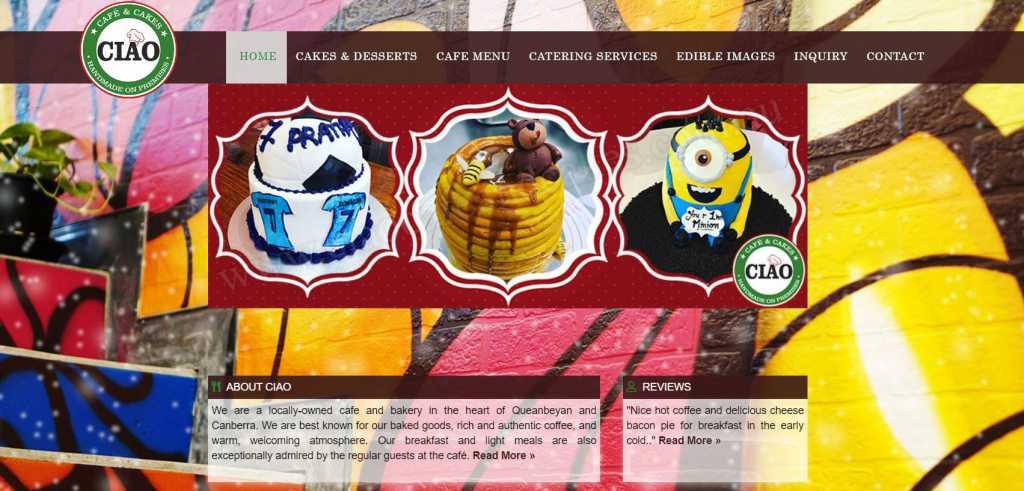 Best Cake Shops in Canberra