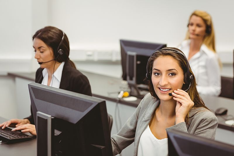 Call centre services outsourcing to the Philippines