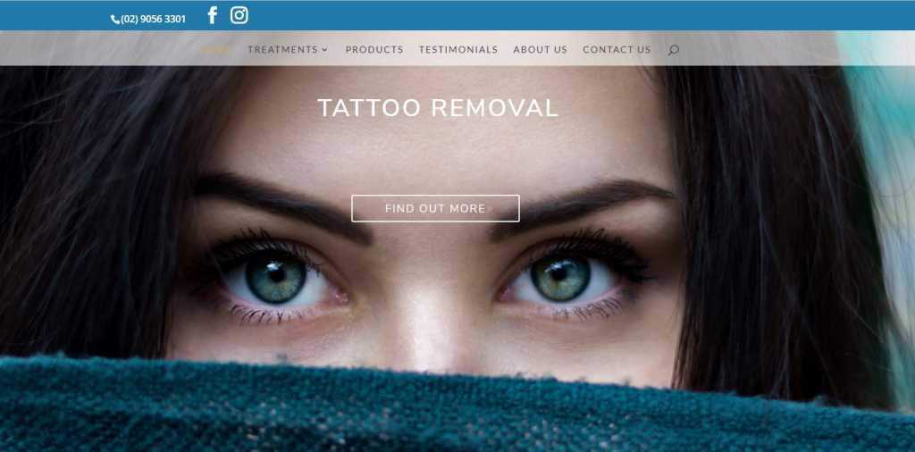 Best Tattoo Removal Services in Canberra