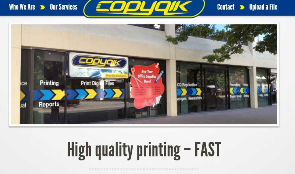 Best Print Shops in Canberra