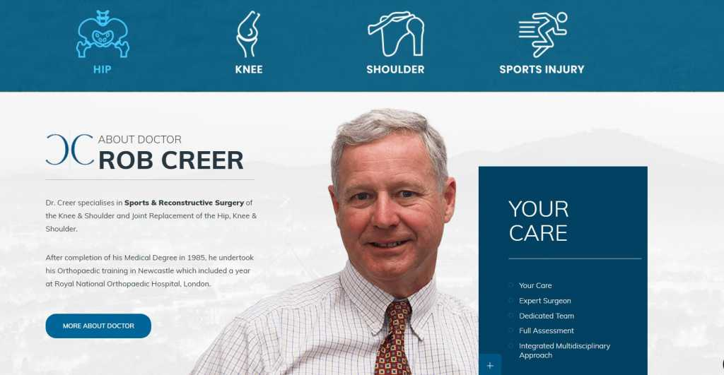 Best Orthopaedic Surgeons in Canberra