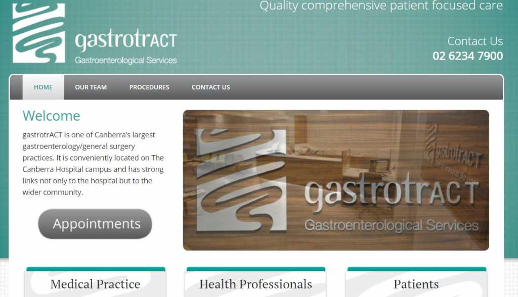 Best Gastroenterologists in Canberra