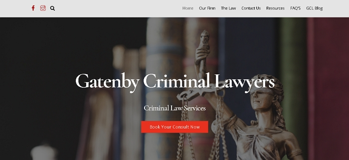 Gatenby Criminal Lawyers