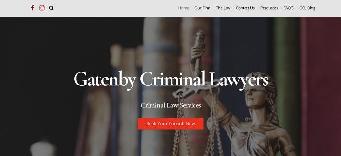 Gatenby Criminal Lawyers