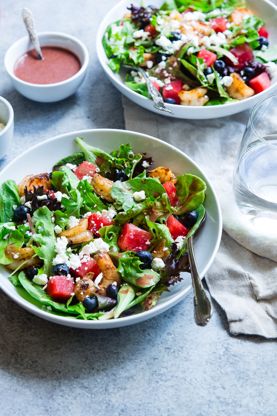 Get those salads ready in a minute