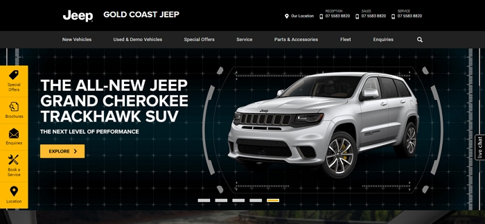 Gold Coast Jeep