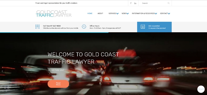 Gold Coast Traffic Lawyer