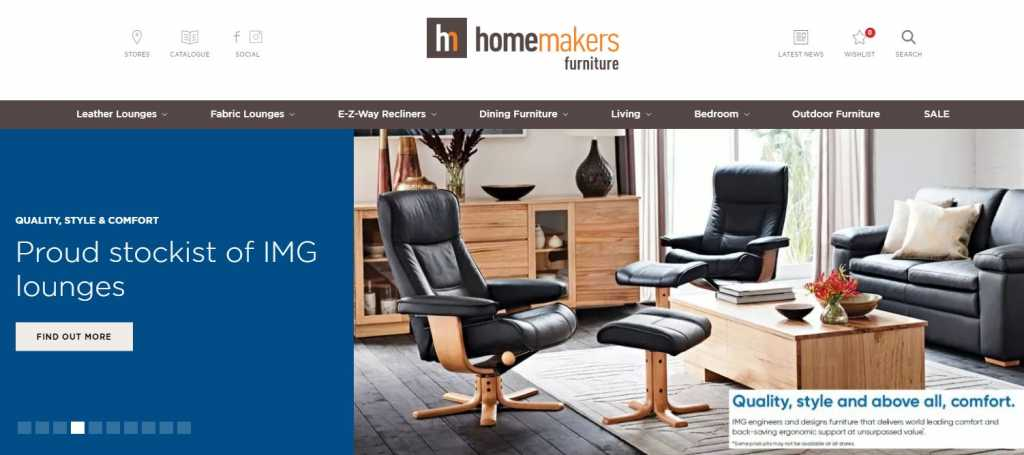 Best Furniture Stores in Wollongong