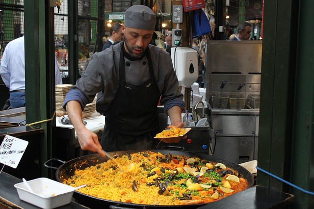 paella catering in Sydney