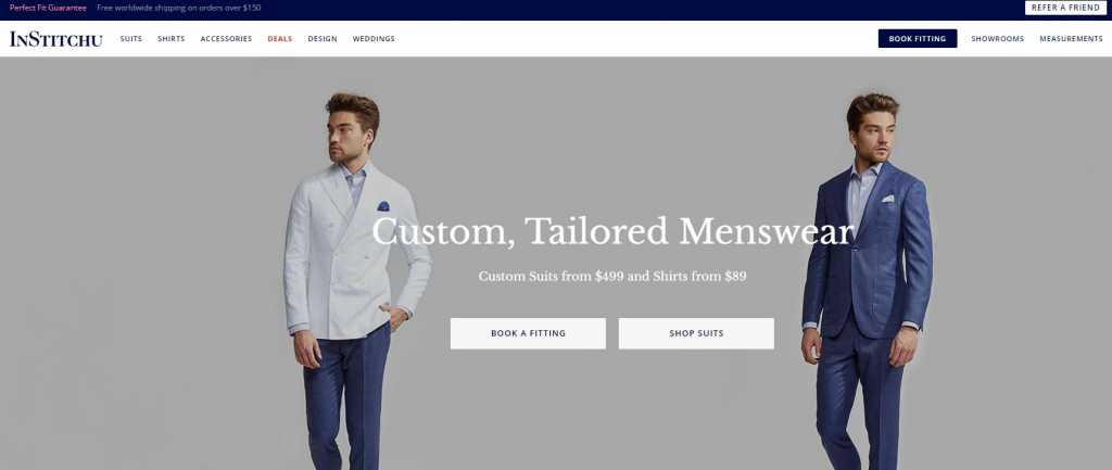 Best Suit Shops in Canberra