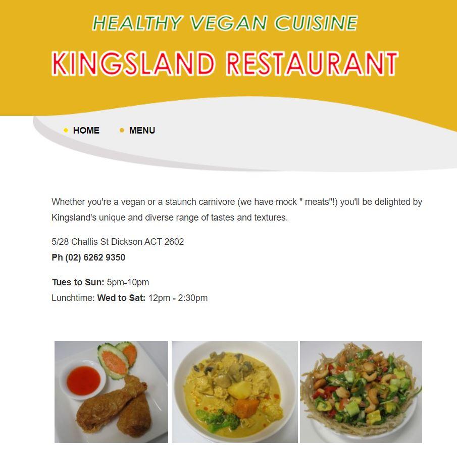 Best Vegan Restaurant in Canberra