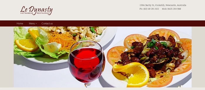 Le Dynasty Vietnamese Restaurant
