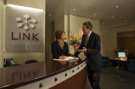 Link Business Hub