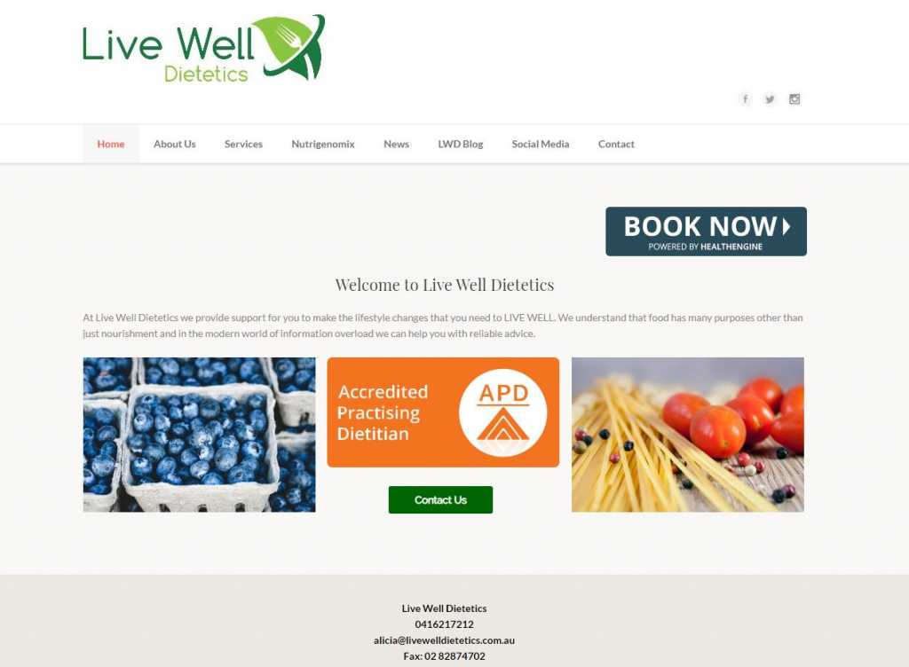 Best Nutritionists in Wollongong