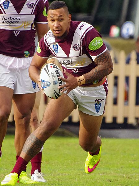 NRL - Manly Warringah Sea Eagles