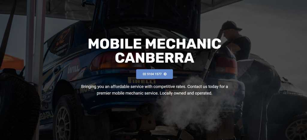 Best Mechanic Shops in Canberra
