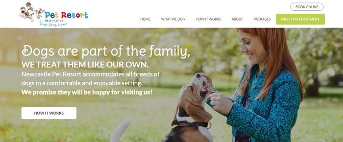 Newcastle Pet Resort