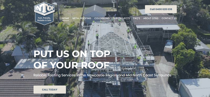 On Top Roofing & Guttering