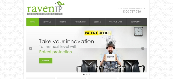 Raven IP Patent and Trademarks Australia Attorneys