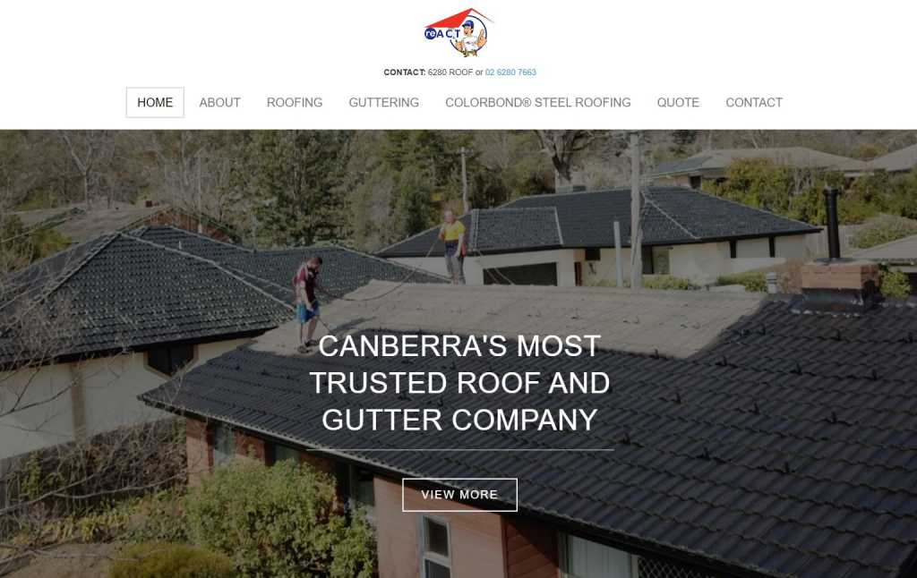 Best Gutter Maintenance Services in Canberra