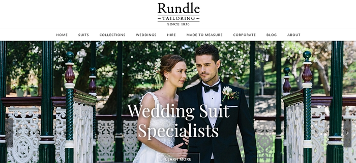 Rundle Tailoring