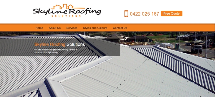 Skyline Roofing Solutions