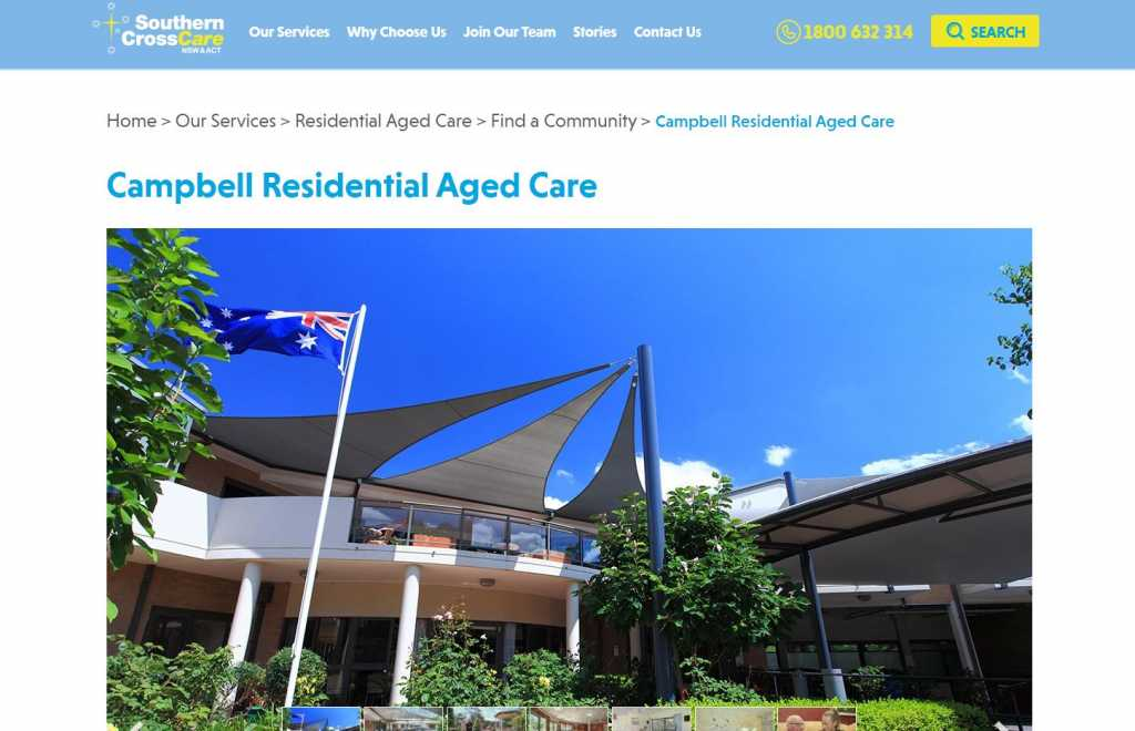 Best Aged Care Centres in Canberra