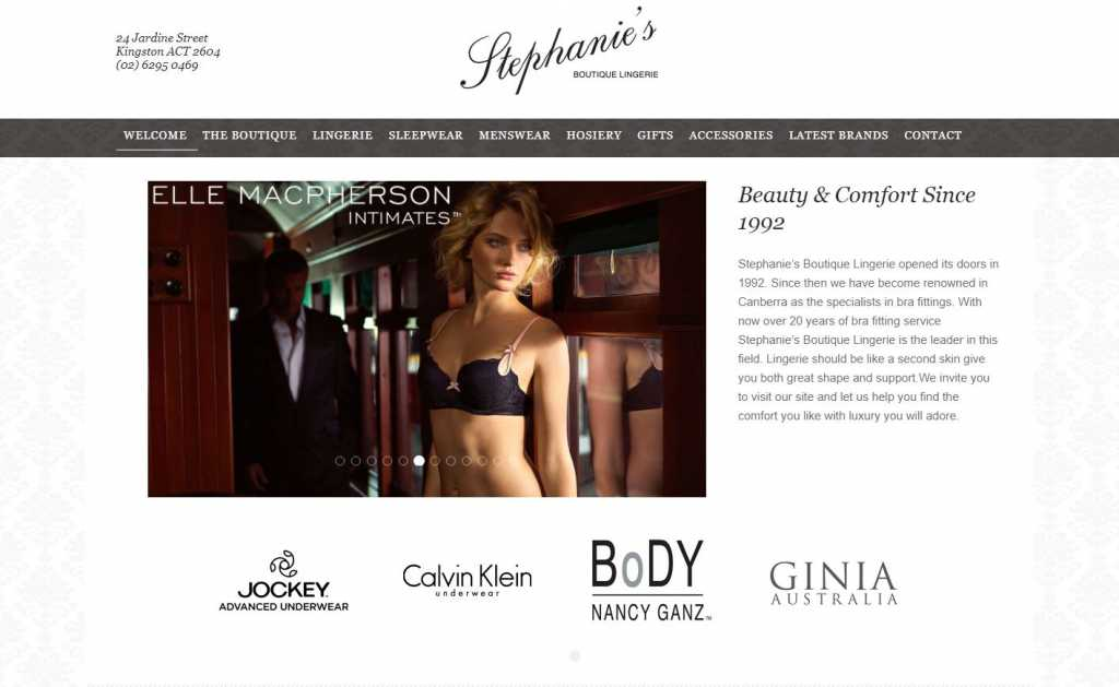 Best Lingerie Stores in Canberra