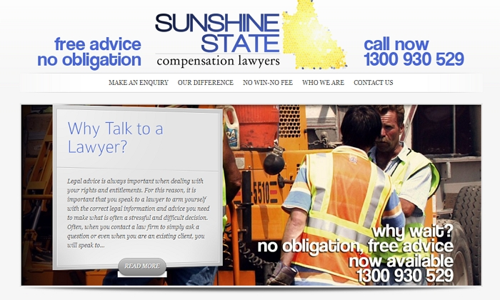 Sunshine State Compensation Lawyers