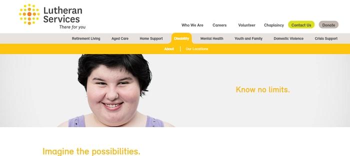Trinity Disability Service