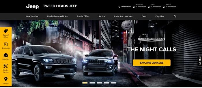 Tweed Heads Jeep