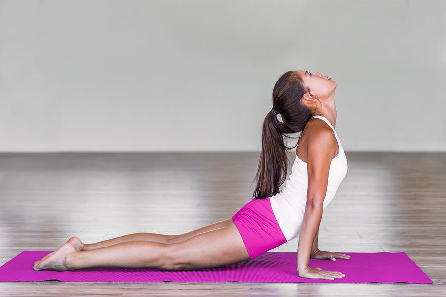 Urdhva mukha svanasana yoga