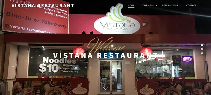Vistana Malaysia Restaurant