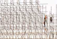 Where to hire aluminium scaffolding