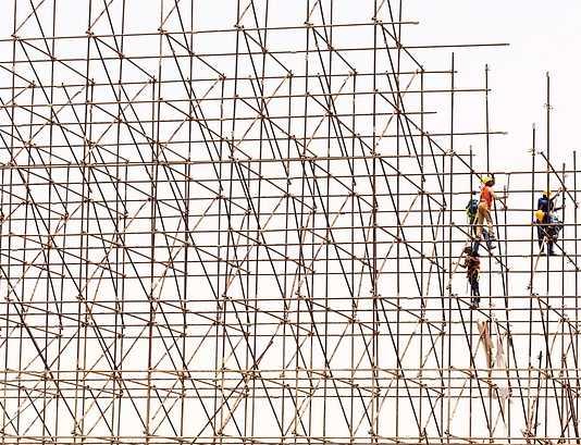 Where to hire aluminium scaffolding