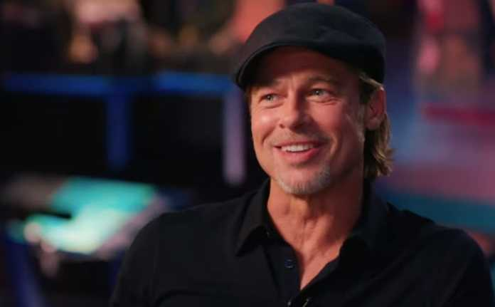Brad Pitt gets political as he comments on Donald Trump