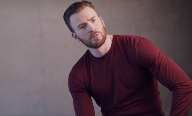 "Why Chris Evans thinks ""It's nice to play somebody a little more vile"""