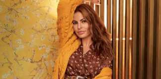 Eva Mendes on redeeming her womanhood from being a mom