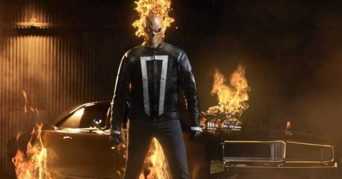"Hulu cancels ""Ghost Rider"" series over creative differences"