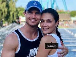 Robbie Amell and Italia Ricci welcome their first-born son