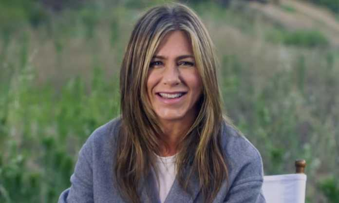 Jennifer Aniston speaks out against ageism in Hollywood